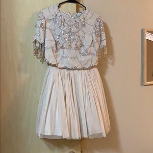 NWT embellished dress